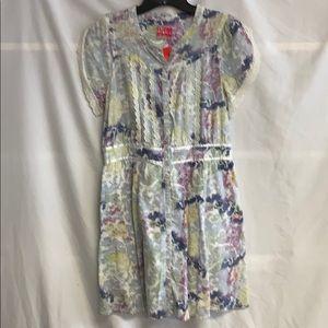 Free People 100% Cotton Dress Size 10